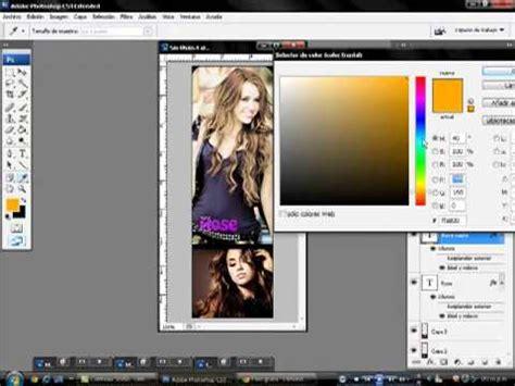 avatar tutorial photoshop cs3 tutorial de como hacer un avatar como imagen gif en
