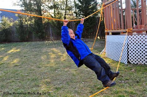 backyard rope bridge backyard rope bridge baby and kid stuff pinterest