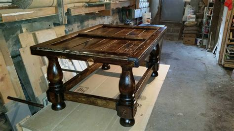 reclaimed wood pallet wood coffee table  pallets