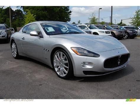 Image Gallery Silver Maserati