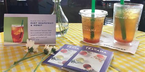 Teh Enam Tiga starbucks luncurkan deretan teh premium quot teavana