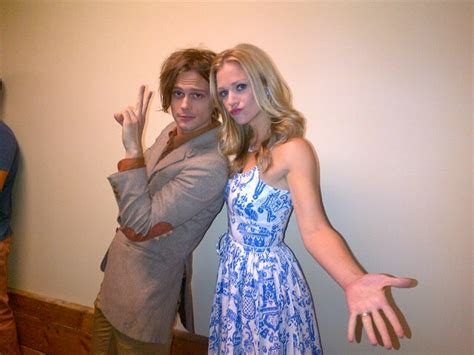 a j cook wedding photos matthew gray gubler and aj cook listed amongst stars