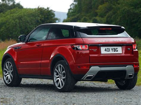 range rover evoque back automotive database range rover evoque