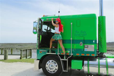 Kenworth Truck For Sale Whitney Rose stevens models for