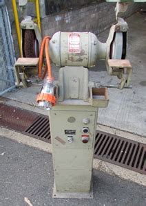 gmf bench grinder 8 inch heavy duty bench grinder gmf mark 5 3 phase 187558 7 auction 0007