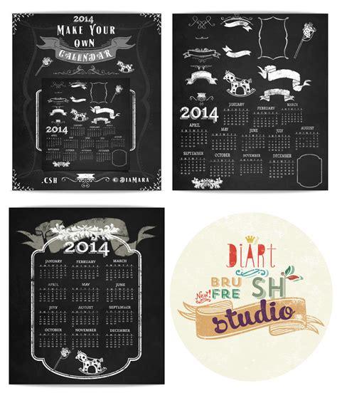 make your own calendar 2013 create your own calendar 2014 by diamara on deviantart
