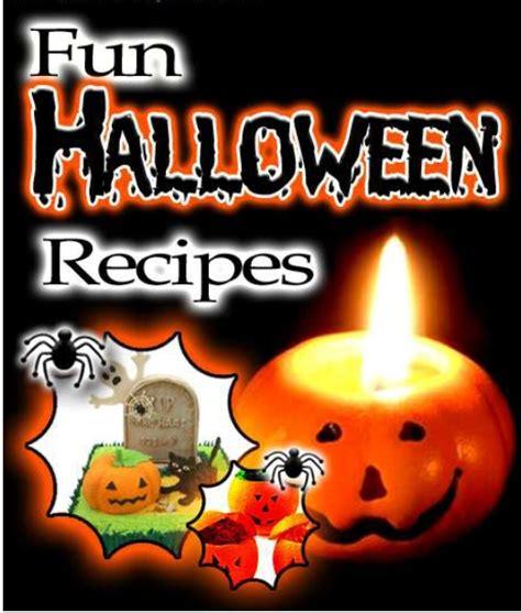 free printable halloween recipes free halloween recipes ftm