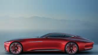 Mercedes Concept Cars Mercedes Maybach Vision Concept Car Hd 4k