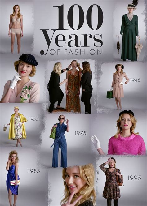 100 years of fashion 1856697983 100 years of fashion in 2 minutes mode stories love maegan