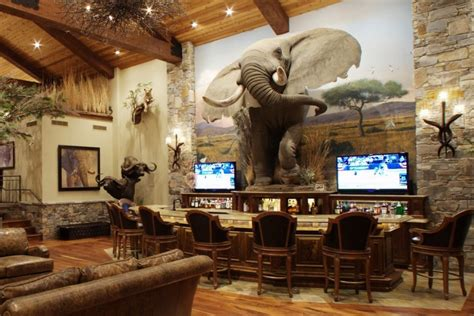 trophy room dallas photos how to design a trophy room outdoorhub