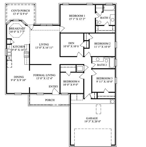house plan pulte homes va centex homes floor plans