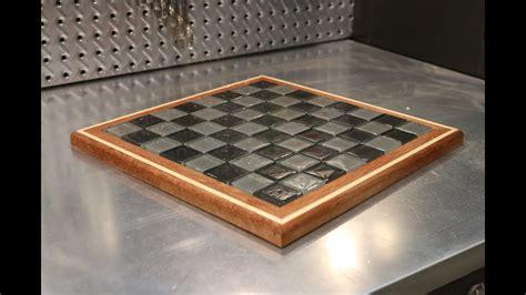 diy chess board 6 diy chess board glass youtube