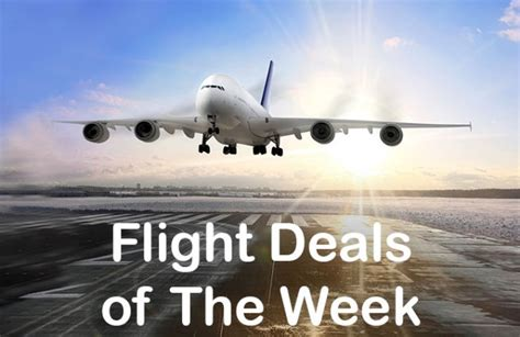 special offers flight offers deals flight deals wakanow