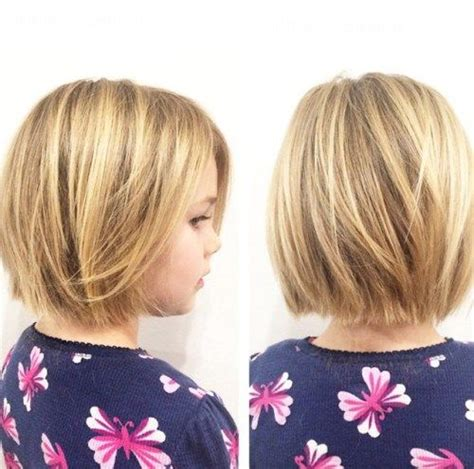 textured end bobs 30 cute and easy little girl hairstyles ideas for your girl