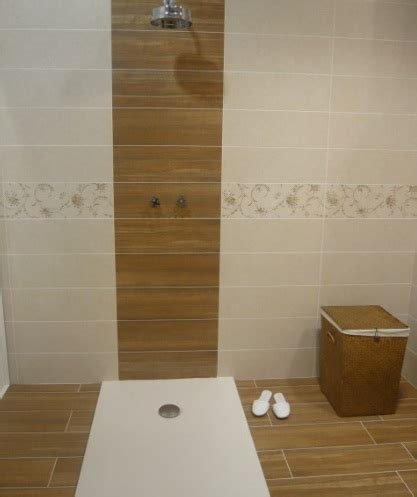 trendy bathroom tile patterns for 2012 home interiors