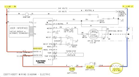 Whirlpool Dryer Schematic The Master Samurai Tech Academy