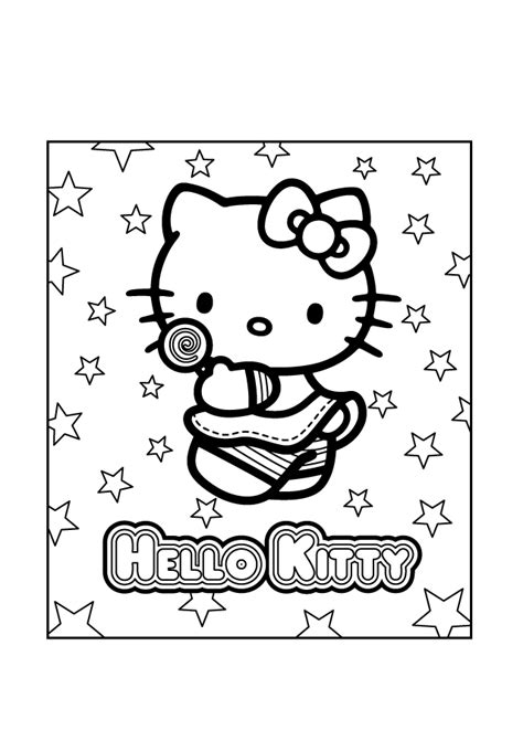 coloring pictures of hello kitty and her friends coloring pages of hello kitty and friends coloring home