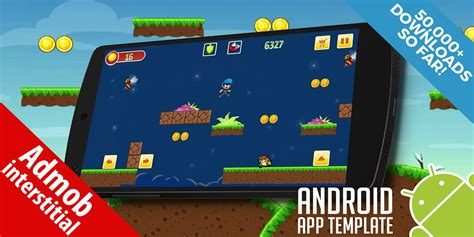 game templates for android gary adventures android game template android game