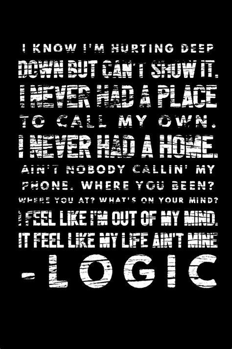 800 Logic Lyrics by Logic 1 800 273 8255 Ft Alessia Cara Khalid
