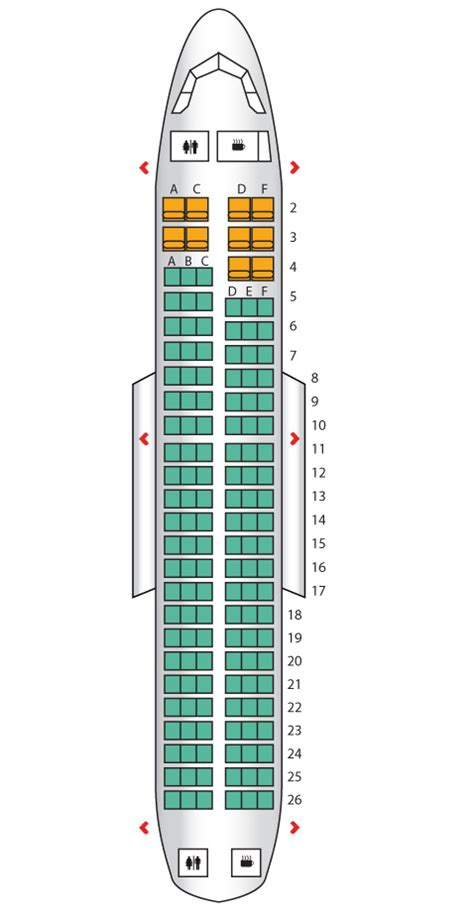 a319 seat map spirit airbus a319 seating www pixshark images