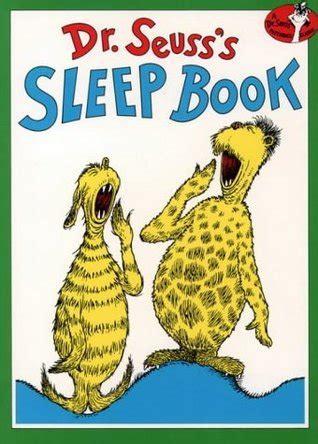 0008240051 dr seuss s sleep book dr seuss s sleep book by dr seuss