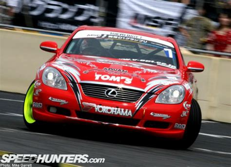Lexus Drift Sc430 It S Here Clublexus Lexus Forum