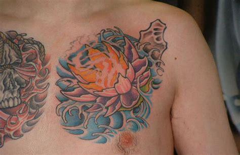 new school lotus tattoo new school lotus rites of passage tattoo