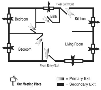 house fire escape plan appealing house fire plan contemporary best idea home design extrasoft us