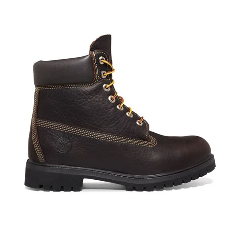 Timberland 15257js 12 2 timberland 6 premium waterproof boots in brown for lyst