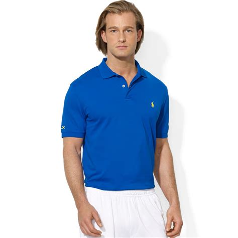 P O D 03 Mens T Shirt lyst polo ralph polo performance polo shirt in