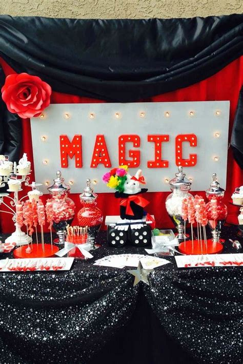magic themed decorations best 25 magic theme ideas on magic