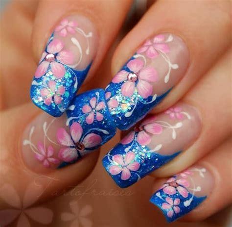 como decorar uñas largas pintar uas bonitas fabulous pintar uas con agua tip