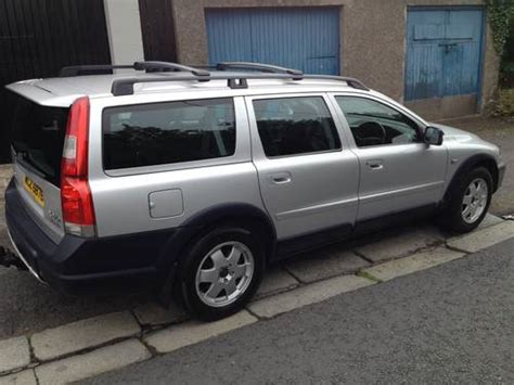 volvo xc70 7 seater estate auto sold 2004 on car and