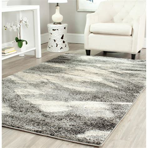 Damask Area Rug Black And White Roselawnlutheran White Area Rugs