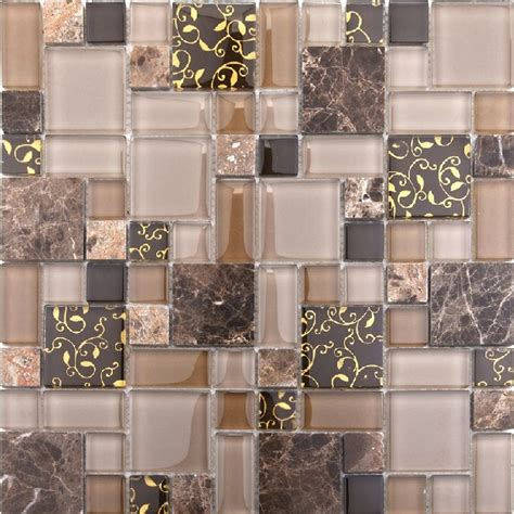 cheap glass tiles for kitchen backsplashes marble mosaic tile glass mosaic kitchen tile backsplash sgmt058 free shipping glass mosaic