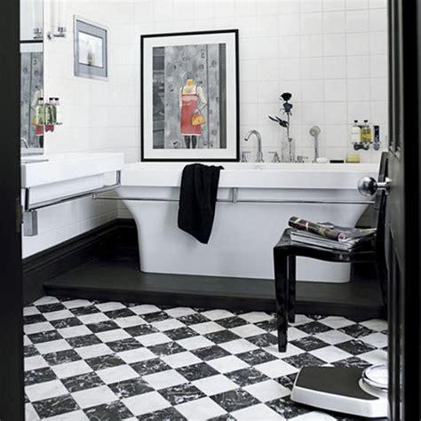 imagenes baños blanco y negro ba 241 os negros contrastes elegantes ideas remodelaci 243 n ba 241 o