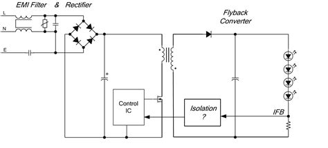 inductor driver circuit flyback led drivers offer superior balance among operating tradeoffs ee times