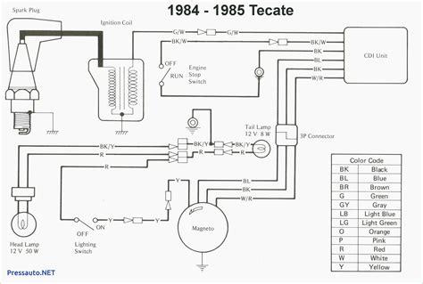 honda tmx 155 wiring diagram honda tmx set up wiring