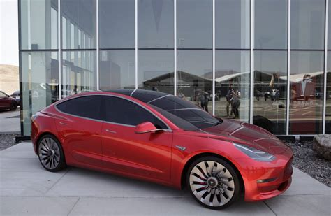 tesla model 3 qi tesla extends delivery date of model 3 for new