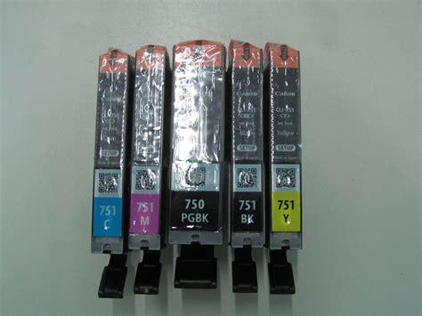 Cartridge Canon Ip7270 muc may in canon ip7270 muc theo may 5 mau mực m 225 y in