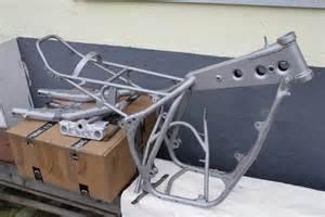 Motorrad Teile Pulverbeschichten Preise by Motorradrahmen Entlacken Glasperlenstrahlen