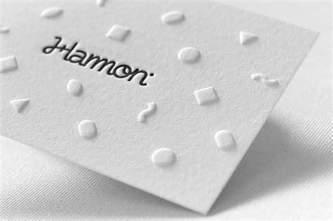 Visitenkarten Letterpress by Embossed Letterpress Business Cards Elegante Press