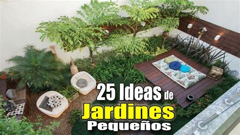 como dise ar jardines peque os decorar jardin 25 ideas de jardines peque os como decorar