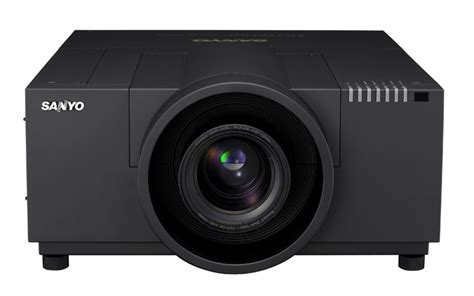 Ac Portable Digital Sanyo 330 Watt sanyo releases plc xf1000 two l projector