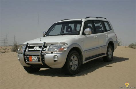 mitsubishi pajero classic technical details history photos on better parts ltd