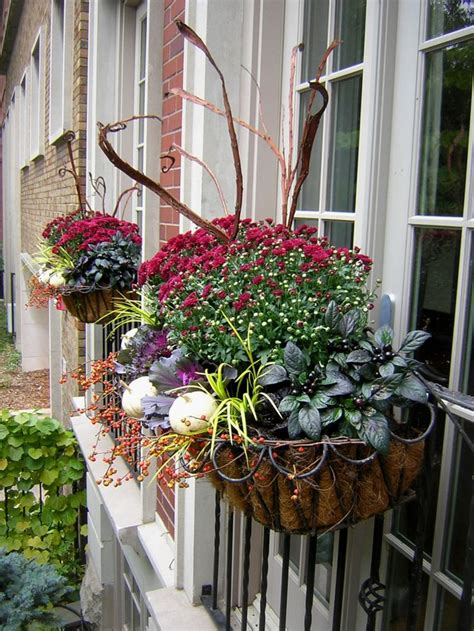 fall flowers for window boxes fabulous fall flower containers fall window boxes