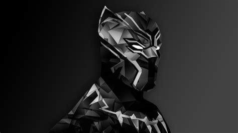 black and white marvel wallpaper black panther marvel wallpapers wallpaper cave