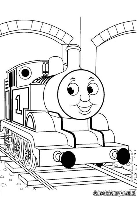Thomas Coloring Pages Free Printable | thomas friends coloring pages az coloring pages