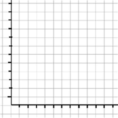 empty grid blank x y graph white gold