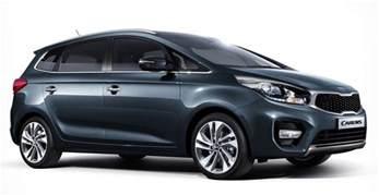 Kia Vans 2017 Kia Rondo 7 Seat Minivan Getting A Facelift Kia